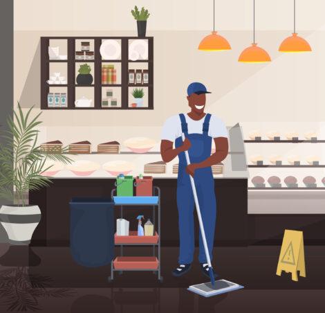 restaurant 3 470x452 - Restaurant cleaning services